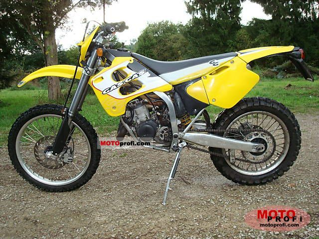 GAS GAS EC 125 2002 photo