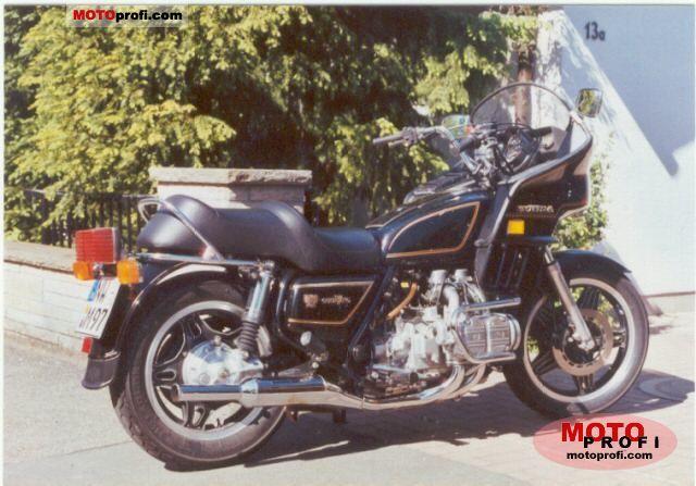 1983 Honda Goldwing 1100