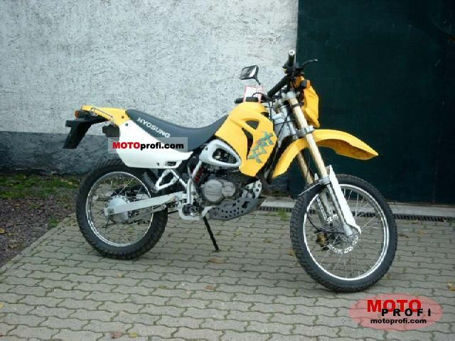 used classic hyosung motorcycle