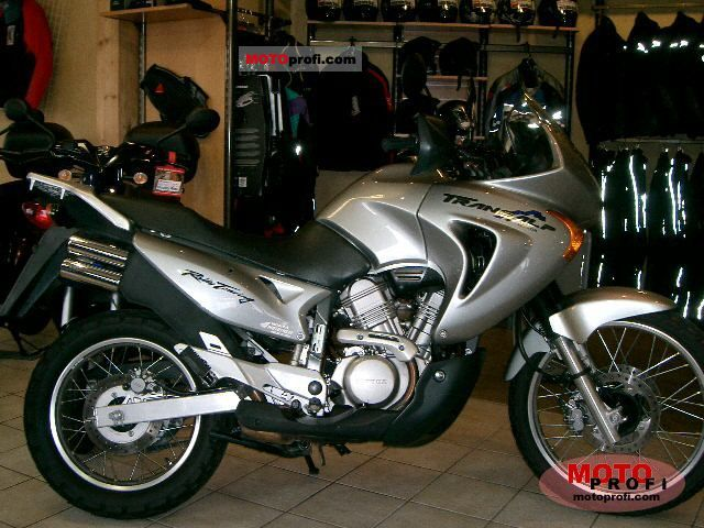 Honda XL 650 V Transalp 2002 photo