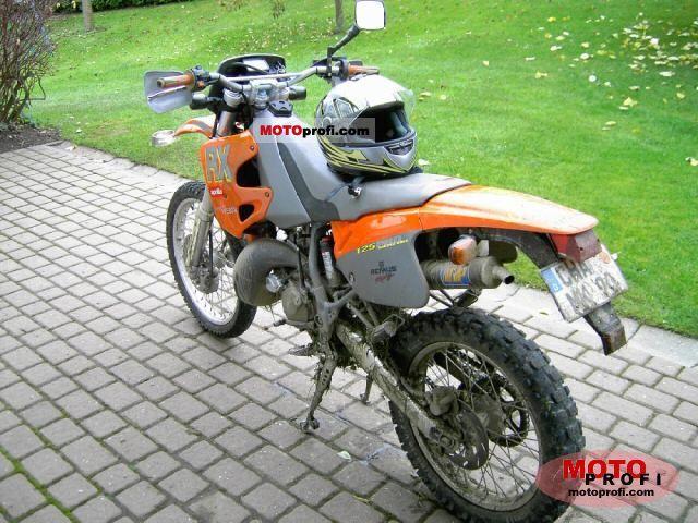 Aprilia RX 125 2003 photo