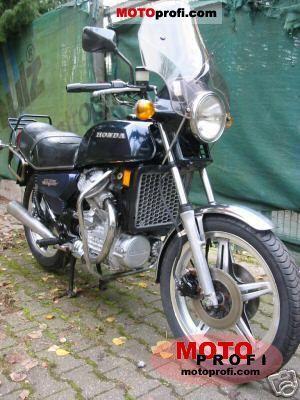 Honda CX 500 1978 photo