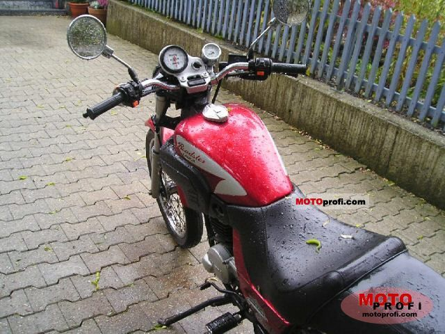 Cagiva Roadster 125 1998 photo