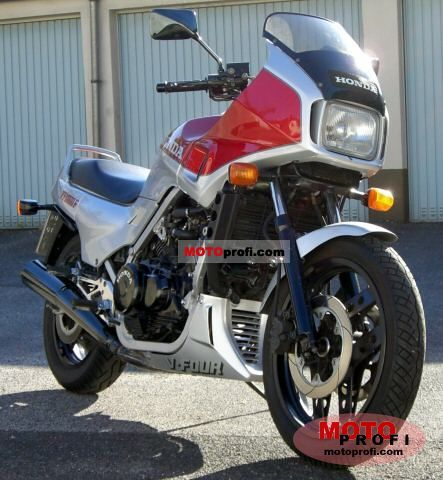 Honda VF 1000 F 1987 photo