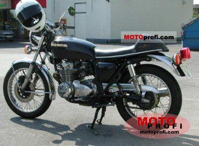 Honda CB 550 SS 1975 photo