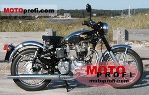 Enfield 500 Bullet Deluxe 2003 photo