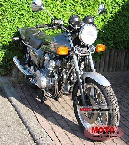 Honda CB 900 F Bol d`Or 1981 photo