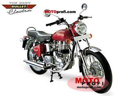 Enfield Bullet Electra 350 2004 photo