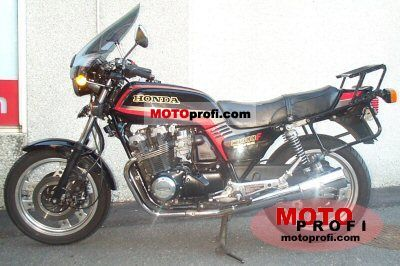 Honda CB 900 F Bol d`Or 1982 photo