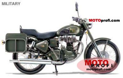 Enfield Military 500 2004 photo