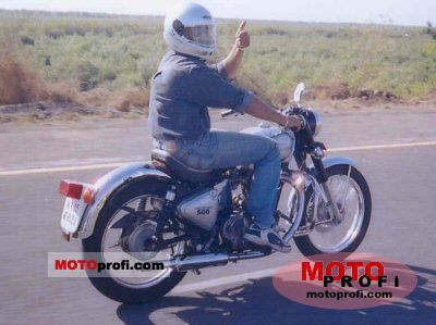 Enfield 500 Bullet 1996 photo