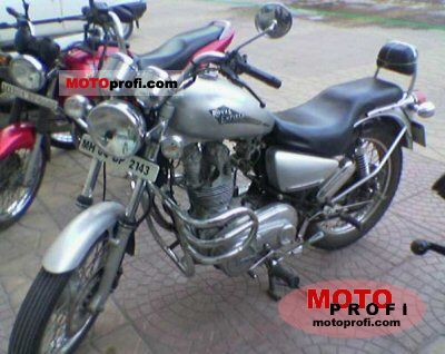 Enfield 350 Bullet Deluxe 2003 photo