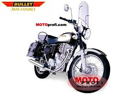 Enfield Bullet Machismo 350 2004 photo