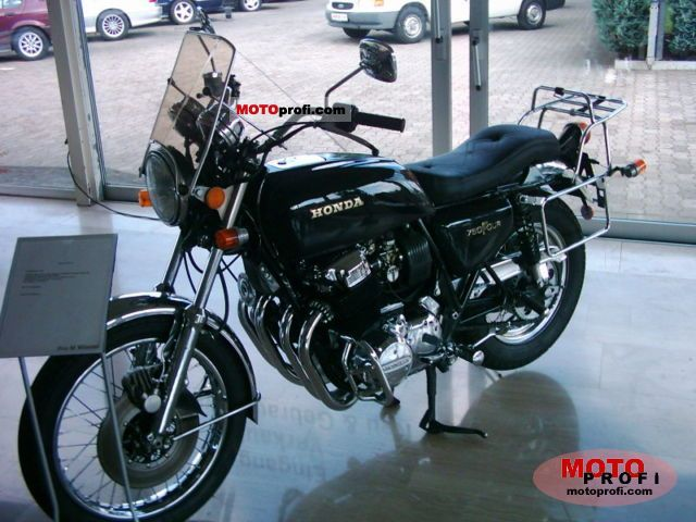 Honda CB 750 F 1 1978 photo