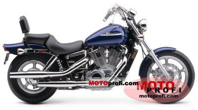Honda Shadow Spirit 2004 photo