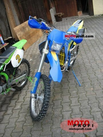 Husaberg FE 400 E 2002 photo