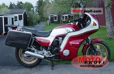Honda CB 1100 F (reduced effect) 1983 photo