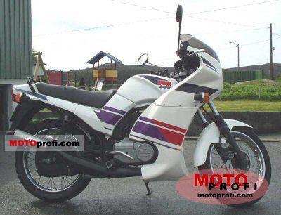 Jawa 640 White Style 1995 photo