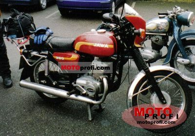 Jawa 350 Type 638.5 1985 photo