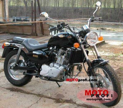 Jawa 650 Classic 2005 photo