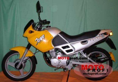 Jawa 125 Dandy 2005 photo