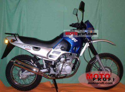 Benelli 125 Sport 2005 photo