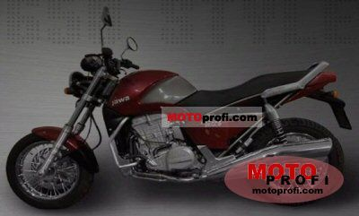 Jawa 650 Style 2005 photo