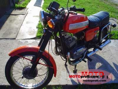 Jawa 350 Type 634.6 1983 photo