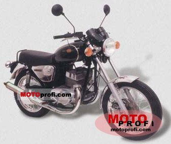 Jawa 350 Chopper 2000 photo