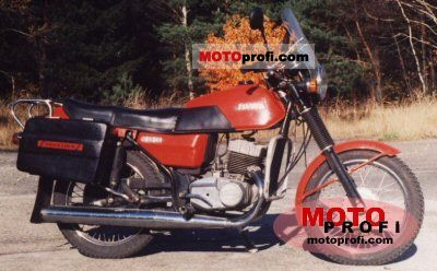 Jawa 350 TS 1988 photo