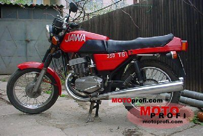 Jawa 350 TS 1990 photo