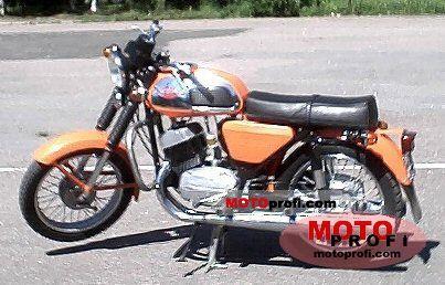 Jawa 350 1979 photo
