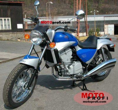Jawa 650 Bizon 2005 photo