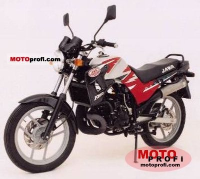 Jawa 250 Master Tempo 2001 photo