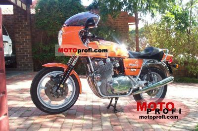 Laverda 1000 Jota 1981 photo