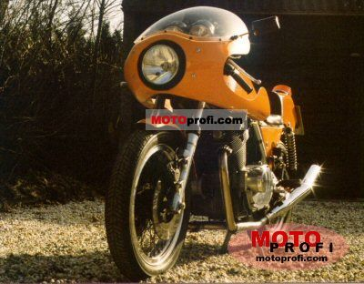 Laverda 750 SFC 1974 photo