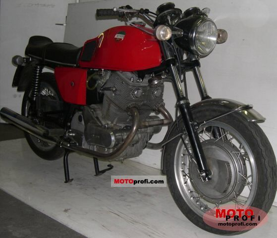 Laverda 750 SF 1972 photo