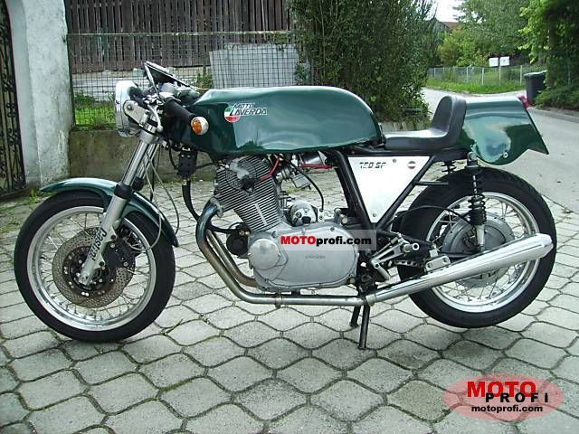Laverda 750 SF 1974 photo