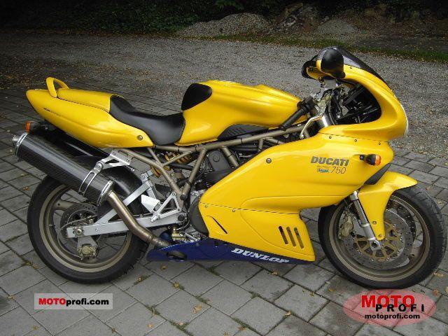 Ducati 750 SS 2000 photo