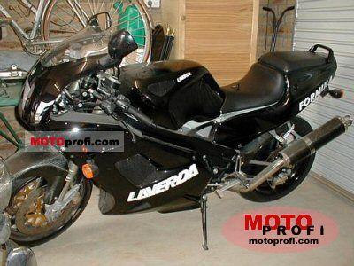 Laverda Formula 650 1996 photo