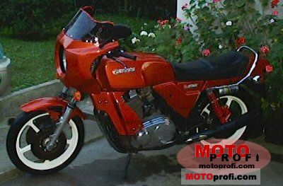 Laverda 1200 TS 1981 photo
