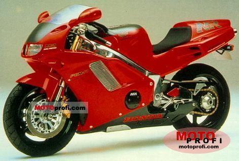 Honda NR 750 1992 photo