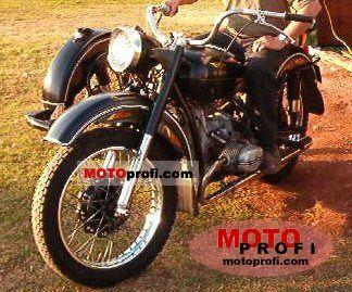 Ural M 66 1974 photo