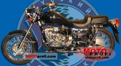 Norton Classic 2001 photo