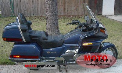 Honda GL 1500/6 Gold Wing 1988 photo