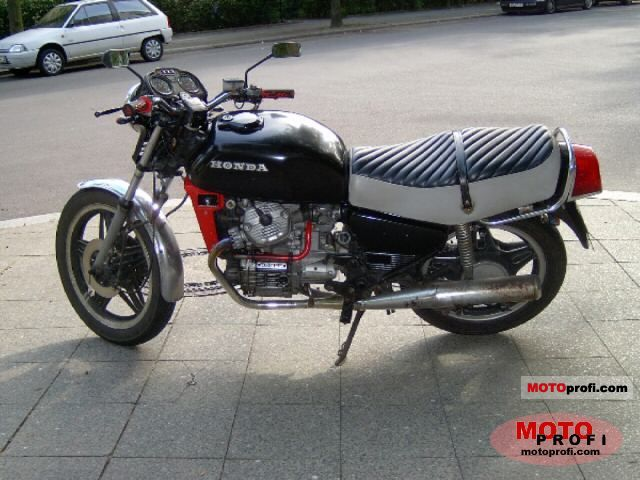 Honda CX 500 1982 photo