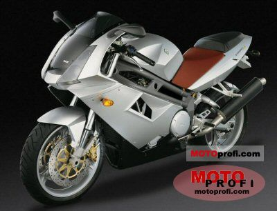 Moto Guzzi 1000 S 2003 photo