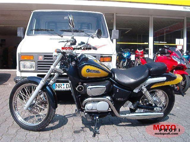 Aprilia Classic 125 1997 photo