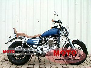 Honda CX 500 C 1981 photo