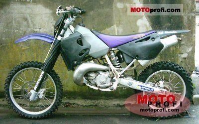 Alfer VR 250 2001 photo